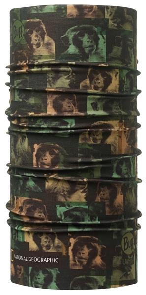 National Geographic High Uv BUFF® Monkeys Green
