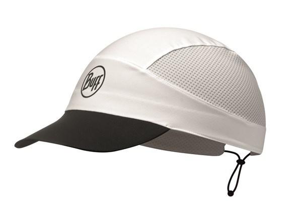 BUFF® Pack Run Cap R-Solid White