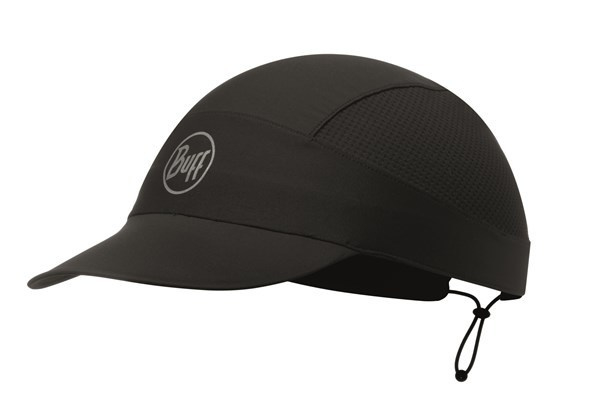 BUFF® Pack Run Cap R-Solid Black