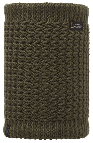 National Geographic Neckwarmer Knitted and Polar Fleece