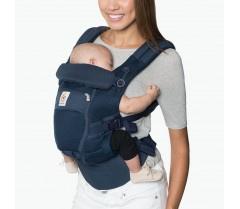 Ergo Baby adapt black-mesh