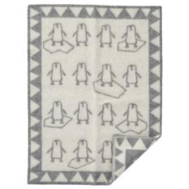 Wiegdeken Wool Pinquin