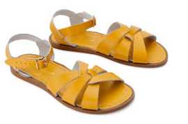 Saltwater sandals original mustard