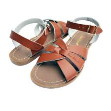 Saltwater sandals original Tan