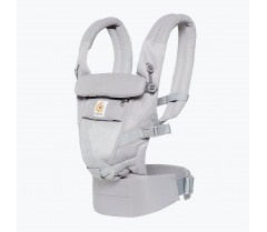 Ergo Baby adapt grey-mesh