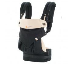 Ergo Baby 360 black/camel