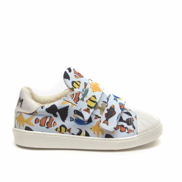 Colour Fish Sneaker