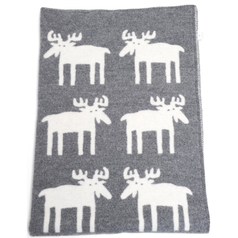Klippan Moose grey