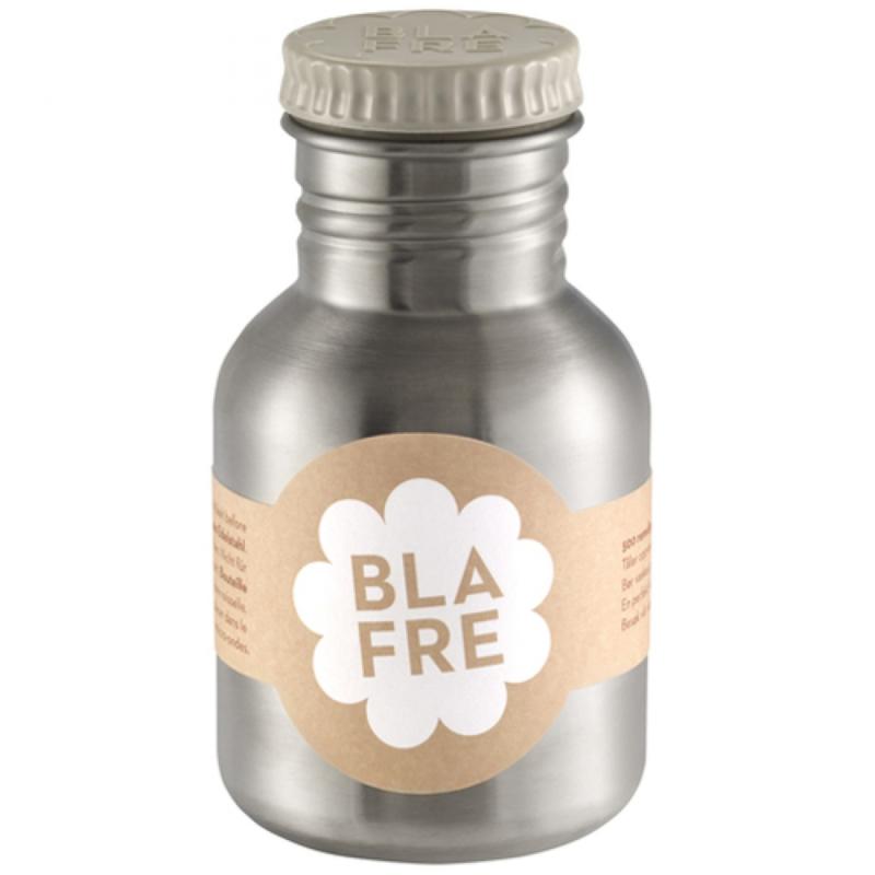 Blafre drinkfles 300ml grey