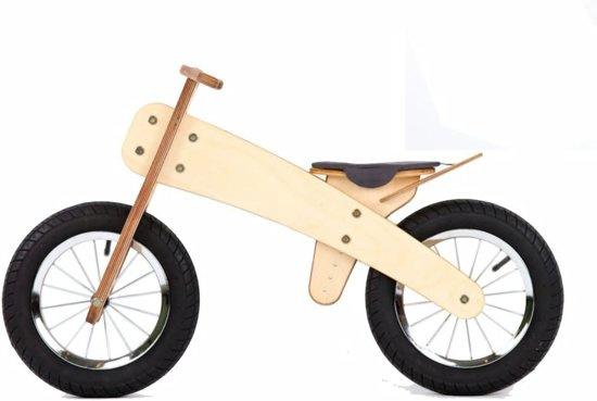 Dip Dap houten loopfiets