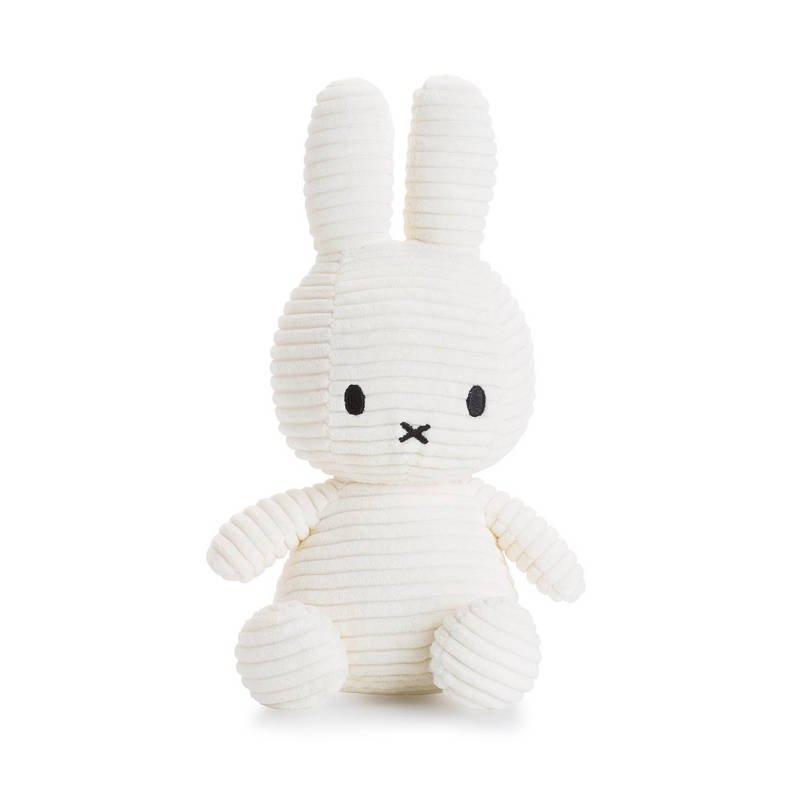 Nijntje knuffel wit 27 cm