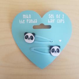 Haarspeldjes Miko the Panda