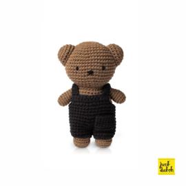 Just Dutch • Boris met zijn zwarte overall