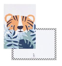 Bystudio Steef • kaart 'tijger'