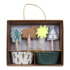 Meri Meri • cupcake kit let's explore