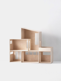Ferm Living • miniature funkis house