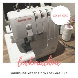Workshop: lockmachine instructie