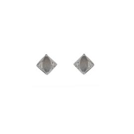 Muja Juma • oorbellen kattenoog labradoriet | zilver (1404)