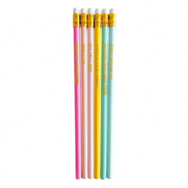 Studio Stationary • super awesome pencil set (6 st.)