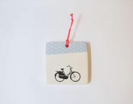 Kesemy Design • tegel fiets