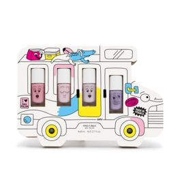 Nailmatic • holidays van story set