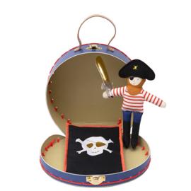 Meri Meri • mini pirate suitcase