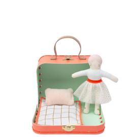 Meri Meri • suitcase mini Matilda doll
