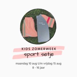 Kidsworkshop • zomerweek sport (5 dgn)