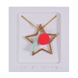 Meri Meri • necklace star