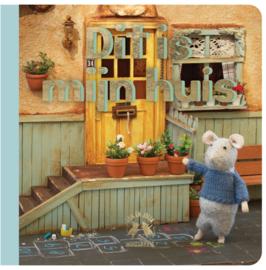Het Muizenhuis • kartonboekje 'Dit is mijn huis'