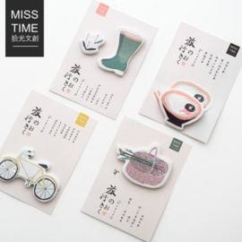 • Miss Time • sticky notes