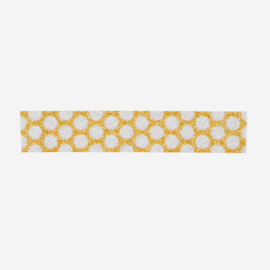 Madam Stoltz • masking tape 'glitter goud met stippen'