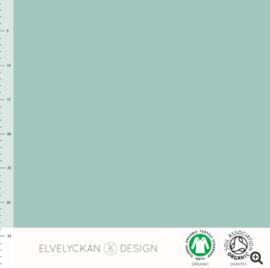 Elvelyckan Design • Interlock - Dusty mint (interlock)