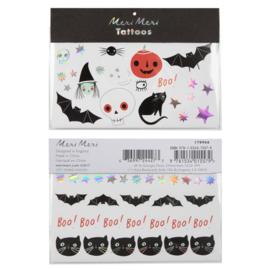 Meri Meri • tattoos spooky halloween
