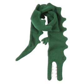 Meri Meri • gebreide krokodil sjaal