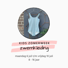 Kidsworkshop • zomerweek beach (5 dgn)