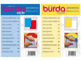 Tool • Burda kopieerpapier / carbonpapier