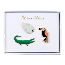 Meri Meri • pins enamel (assortiment)