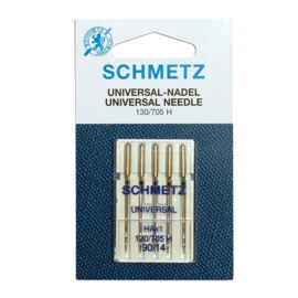 Tool • Schmetz (130/705H; 90/14) universele machinenaalden