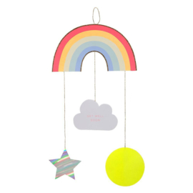 "Meri Meri • kaart ""get well soon"" hanging mobile"