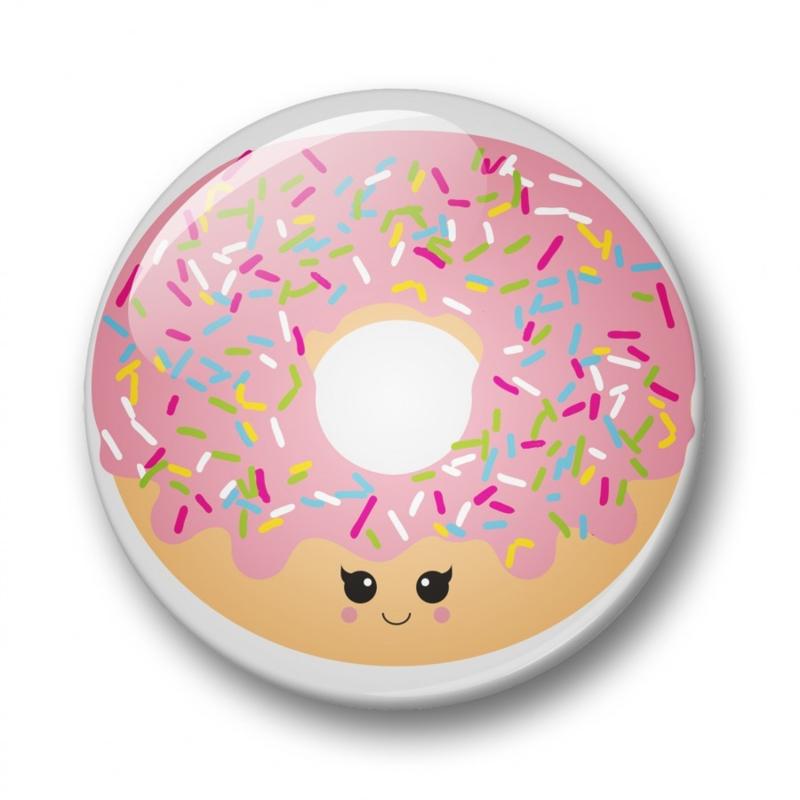 Studio Inktvis • button donut