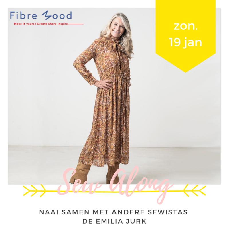 Sew Along • Fibre Mood • Emilia jurk