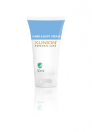 Klinion Personal Care Hand- & Bodycream