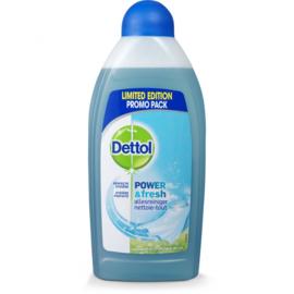 Dettol  power en fresh  500 ml