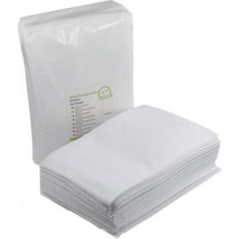 Washandjes superzacht molton - disposable - per 50 stuks pak