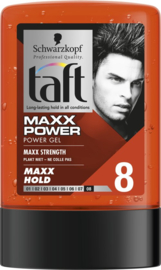 haar gel TAFT MAXX  power