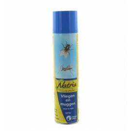 Natria vliegen en muggen