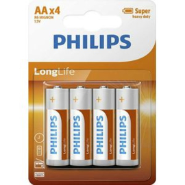 Phillips LongLife AA