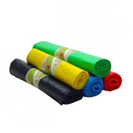 vuilniszakken ( alle kleuren)