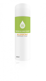 Klinion Personal Care Wash & Care Foam 400ml